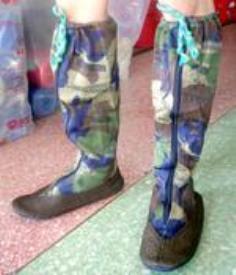 รองเท้านินจา
