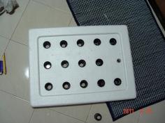 วิธีการใช้กล่องหัดปลูกผักไร้ดิน