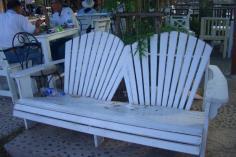 เก้าอี้พนักพิง ใบพัด