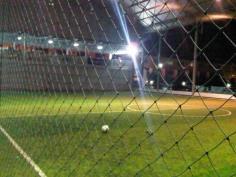 ตาข่ายกั้นสนามฟุตบอล SAFETY NET ราคาถูก