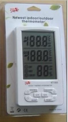 เครื่องวัดอุณภูมิ เครื่องวัดความชื้น
