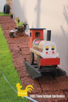 รถไฟโยกเยก