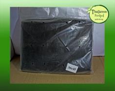 ถุงขยะ สีดำ หลากหลายขนาด