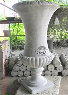 กระถางโรมันคอสูง 96 ซม.