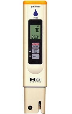 เครื่องวัดค่ากรด-ด่าง , ปากกาวัดค่า pH พีเอช