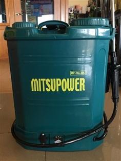 ถังพ่นยาแบตเตอรี่ mitsupower 16 L