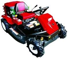 รถตัดหญ้านั่งขับ เอเทค คาริบาโอะุ Atex KaribaO รุ่น R9824E
