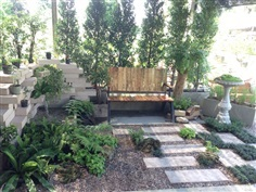 รับออกแบบและจัดสวน ดูแลสวน
