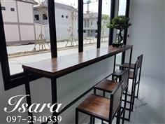 โต๊ะเก้าอี้บาร์