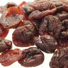 พรุนแดงไร้เมล็ดแห้ง กิโลละ 180 บาท