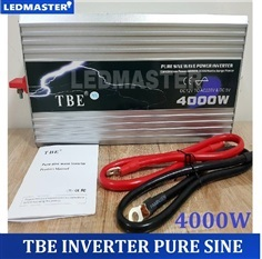 เครื่องแปลงไฟTBE inverter pure sine wave power inverter4000W
