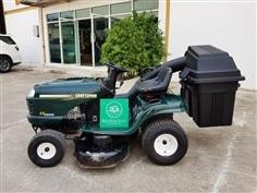 ขายเเล้ว-รถตัดหญ้านั่งขับ Craftsman LT1000 พร้อมถุงเก็บหญ้า