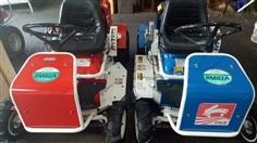 รถตัดหญ้านั้งขับ OREC RM82A มือสอง