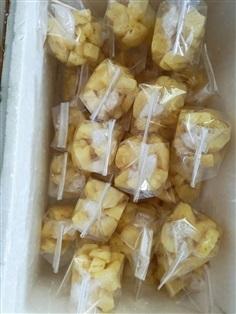 สับปะรดพร้อมรับประทาน