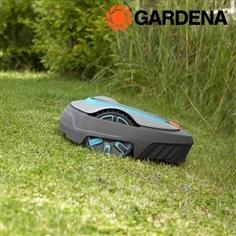 Gardena หุ่นยนต์ตัดหญ้าอัตโนมัติ Sileno 250 ตรม.