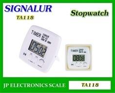 นาฬิกาจับเวลา นาฬิกาตั้งเวลาเตือน TA118 StopWatch/Timer