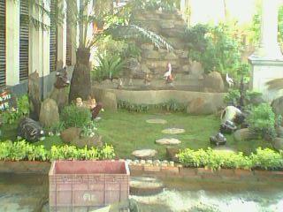 รับจัดสวน ตกแต่งสวน