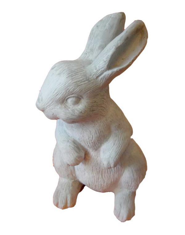 ตุ๊กตากระต่ายปูน