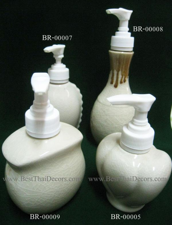 Shampoo/Soap/Cream/Hand&Body Lotion Bottle with Pump(Show2)