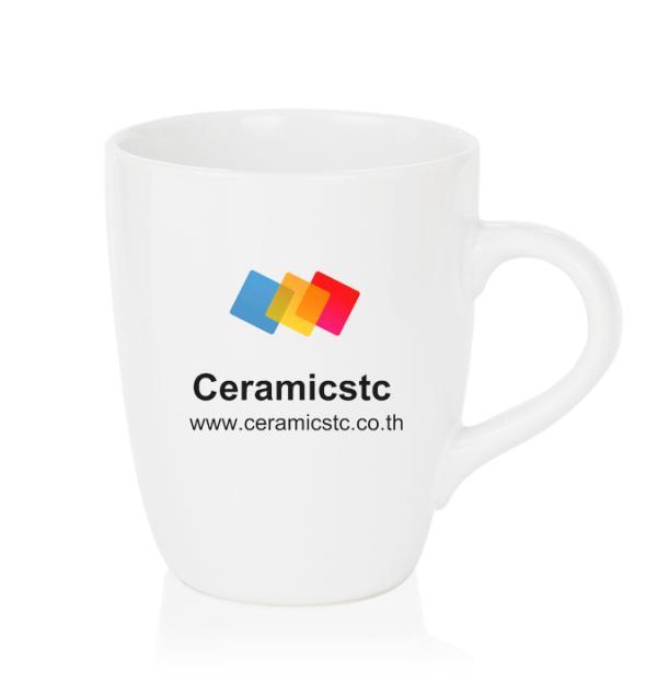 แก้วเซรามิค -M169,แก้วเซรามิคสกรีนโลโก้,ขายแก้วเซรามิค,แก้วเซรามิคสกรีนลาย,ขายแก้วเซรามิคสกรีนลาย,ของชำร่วยแก้วเซรามิค,เซรามิก