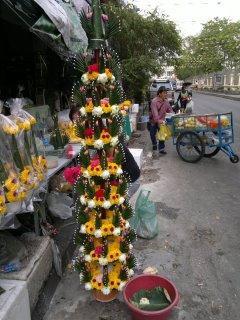 บายศรีหลัก,nubysri.blogspot.com,ดอกไม้ประดิษฐ์