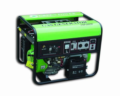 เครื่องปั่นไฟ LPG 2500w เครื่องปั่นไฟใช้แก๊ส LPG