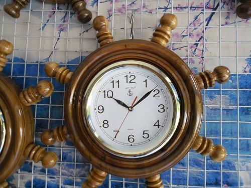 นาฬิกาแขวนไม้สัก,นาฬิกา,นาฬิกา