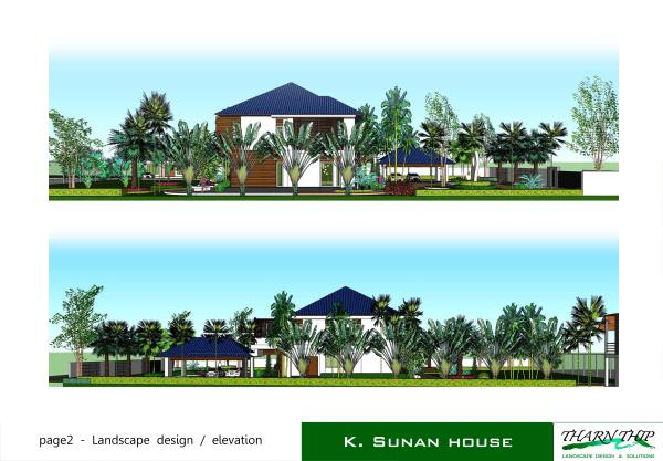 architecture design - Residence house