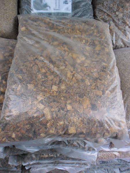 กาบมะพร้าวสับ