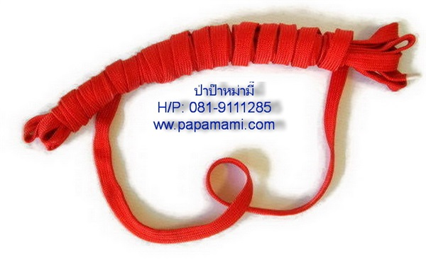 เชือกผ้าแบน PP หน้ากว้าง19มม. ยาว 10เมตร