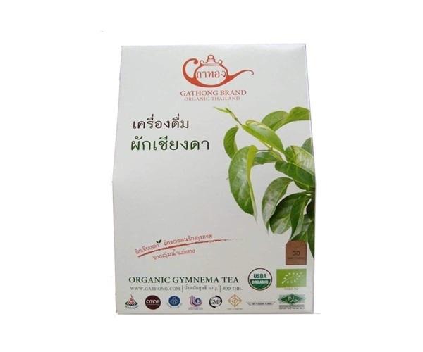 GATHONG Gymnema Tea ชาเชียงดาชนิดกล่องบรรจุ 30 ซอง