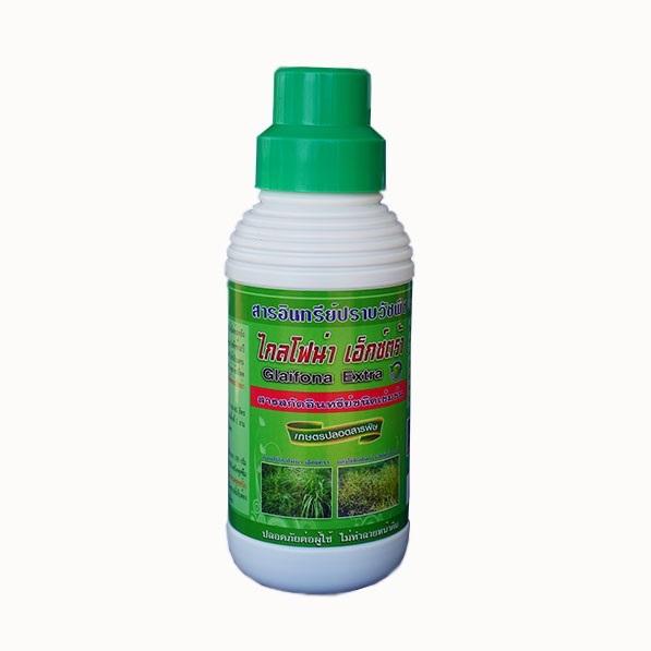 ไกลโฟน่า เอ็กตร้า สารอินทรีย์กำจัดวัชพืช,,ยาฆ่าหญ้า