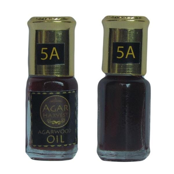 น้ำมันหอม น้ำมันไม้กฤษณาแท้ เกรด 5A 3 cc.