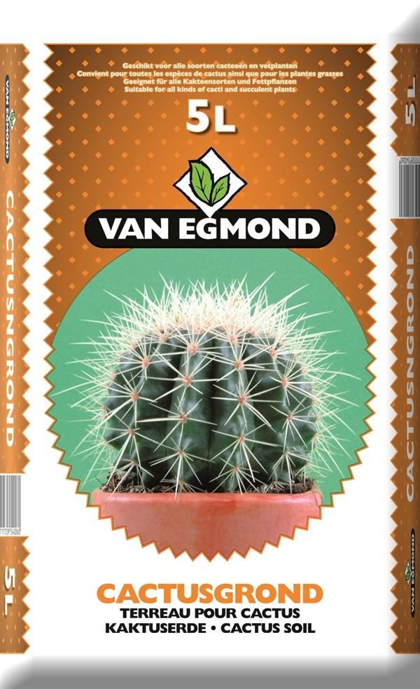 พีทมอส สำหรับปลูกต้นกระบองเพชร (Cactus Substrate)