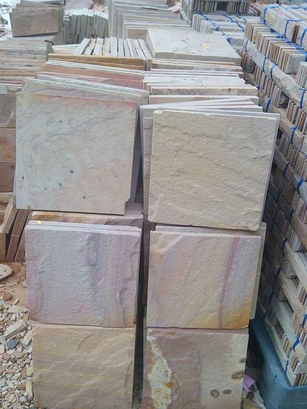 หินทรายธรรมชาติ,,แผ่นหินทราย