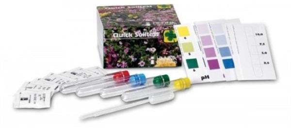 ชุดทดสอบ pH และ NPK ในดิน