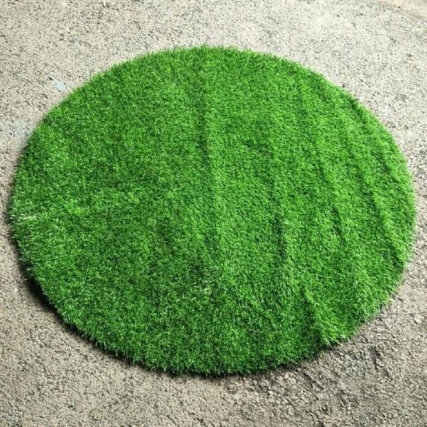 หญ้าเทียม 2cm แบบกลม