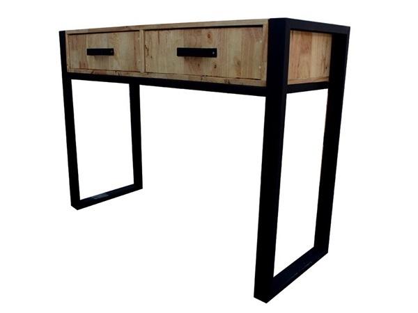 โต๊ะลิ้นชักทรงยาว