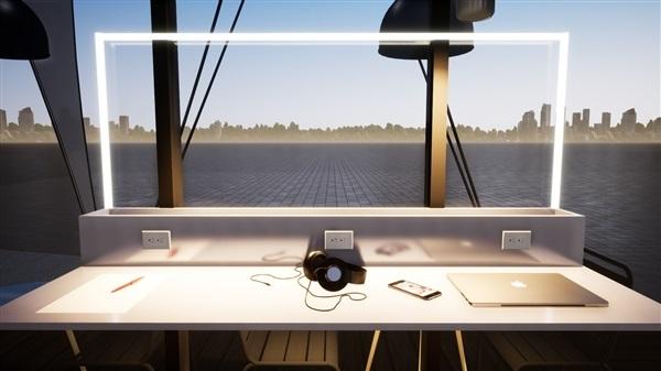 โต๊ะทำงานรูปแบบใหม่,,ของใช้อนาคต
