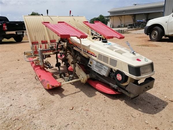 ขายรถดำนาเดินตามyanmarAP45 4แถวพร้อมถังหยอดปุ๋ย