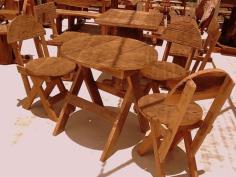 ชุดกาแฟ เก้าอี้ 3 ตัว