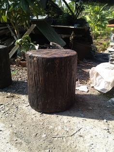 ตอไม้เทียม