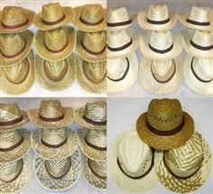 หมวกสาน หมวกกันแดด