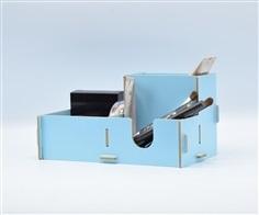 กล่องอเนกประสงค์ลายเรียบเล็ก (9-0043)