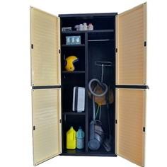 ตู้เก็บของอเนกประสงค์ ตู้เก็บไม้ม๊อบ ไม้กวาด