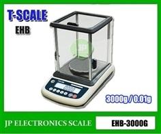 เครื่องชั่งดิจิตอล ตั้งโต๊ะ T-Scale รุ่น EHB-3000G++