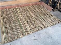 ไม้ไผ่ขัดแตะ รั้วไม้ไผ่ ไม้ไผ่สาน เพดานไม้ไผ่สาน